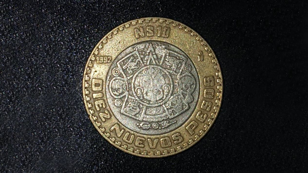 Las Monedas de $10 que Tienes en tu Bolsillo Pueden Valer hasta 2,000 Pesos