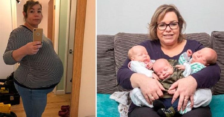 Una Mujer Se Embaraza 2 Veces En La Misma Semana
