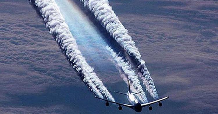 Científico reconoce que la NASA nos fumiga con litio desde los años 70