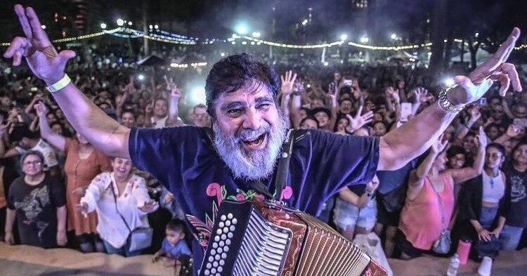 Celso Piña fallece a sus 66 años y se difunde la grabación de sus últimas palabras