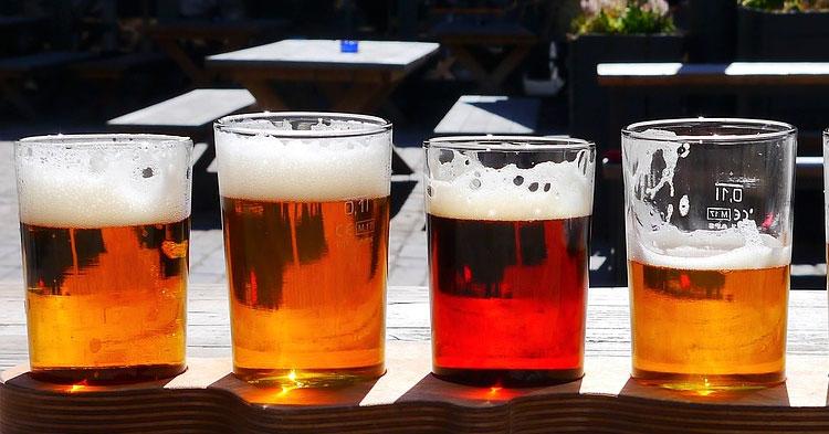 Dos cervezas alivian el dolor de cabeza como el paracetamol