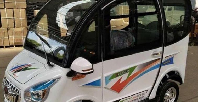 Auto eléctrico más barato del mundo cuesta 20 mil pesos y se vende por Internet