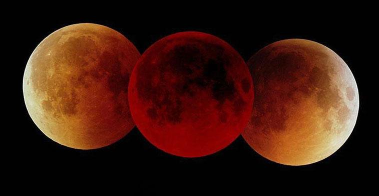 En junio se prevé dos eclipses lunares visibles en distintas partes del mundo