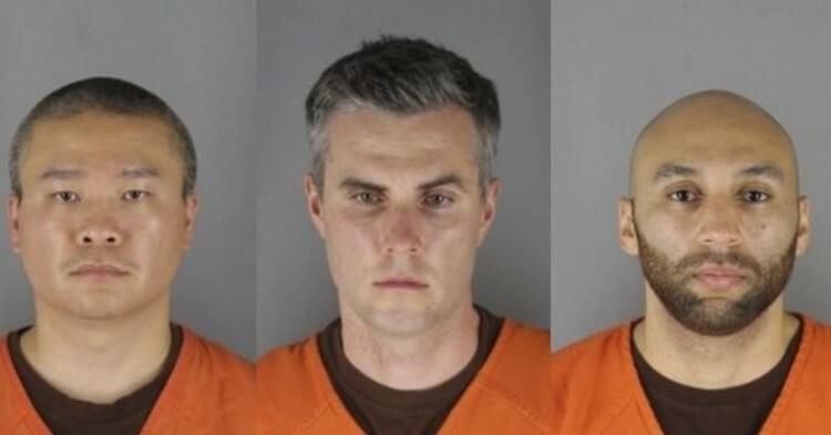 Arrestan los otros tres policías que participaron en el arresto de George Floyd