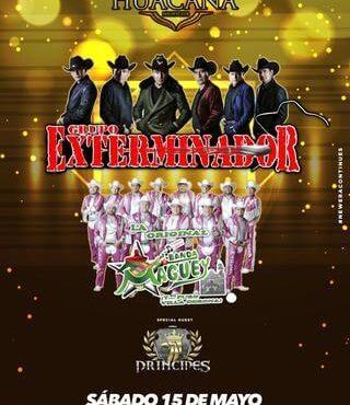 Grupo Exterminador y La Original Banda Maguey