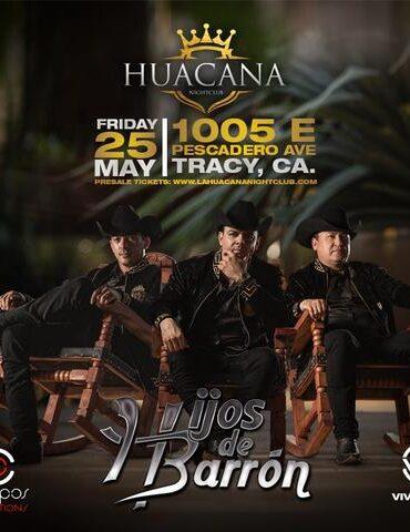 Hijos de barron la huacana tracy