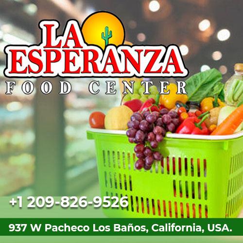 La Esperanza Food Center