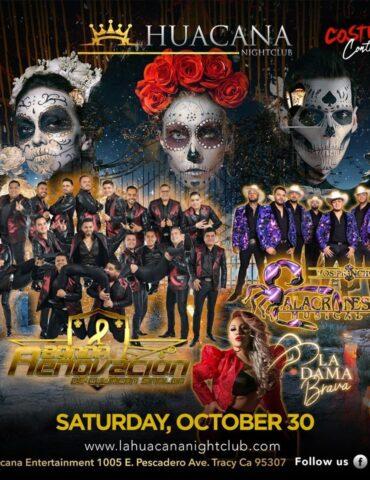 Banda Renovacion Culiacan Sinaloa, Alacranes Musical y La Dama Brava